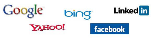 PPC - main advertising sites