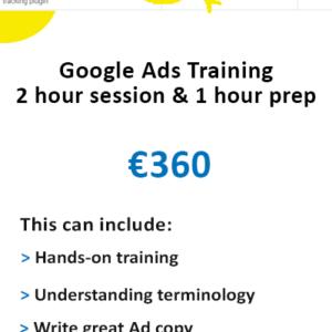Google Ads Online Training
